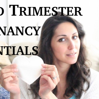 Third Trimsester Pregnancy Essentials.001